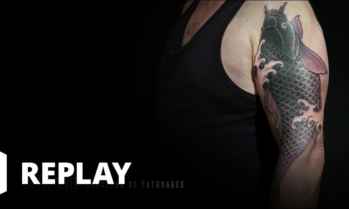 Tattoo Cover : Sauveurs de tatouages - Episode du 3 juin 2021