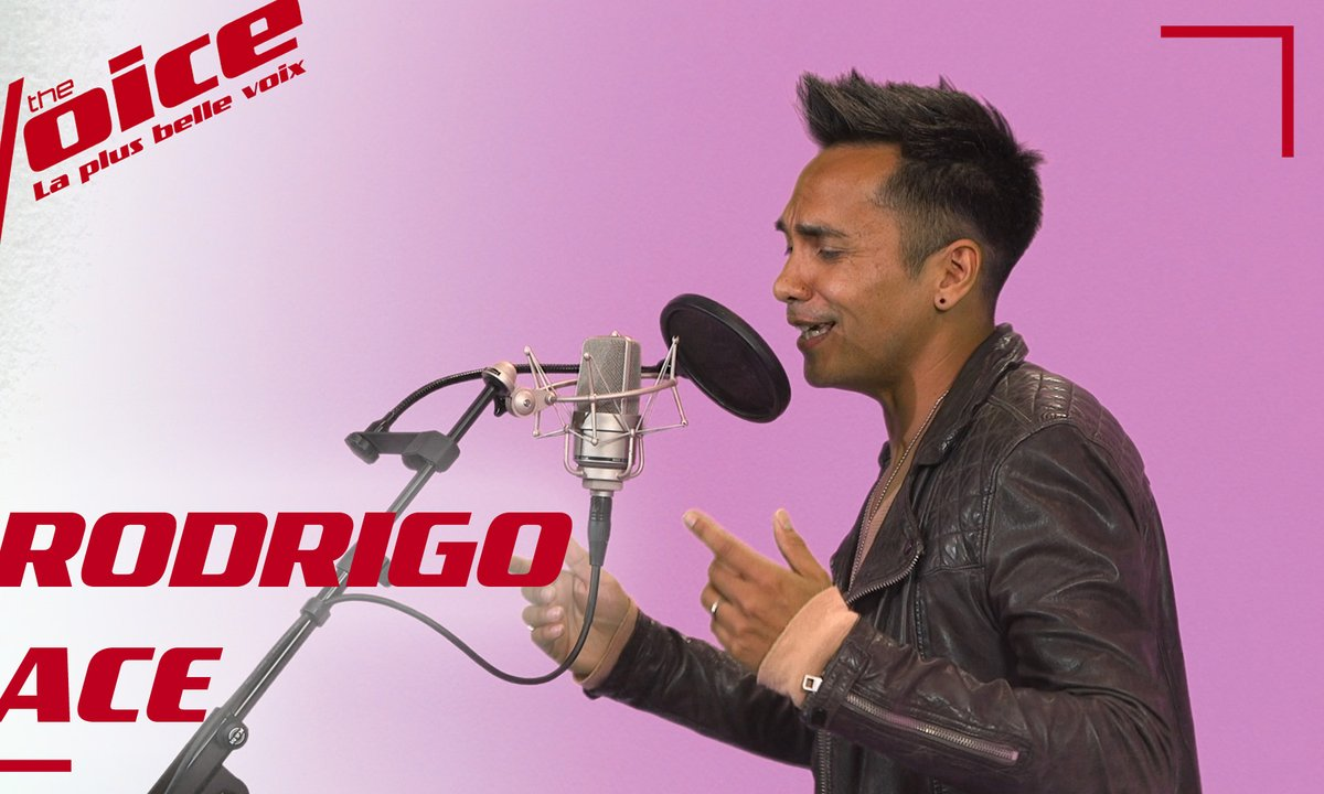 """La Vox des talents : Rodrigo Ace - """" Tchikita """" (Jul)"""