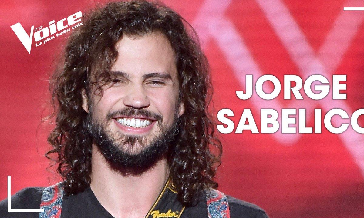 "Jorge Sabelico - ""Personal Jesus"" (Depeche mode)"