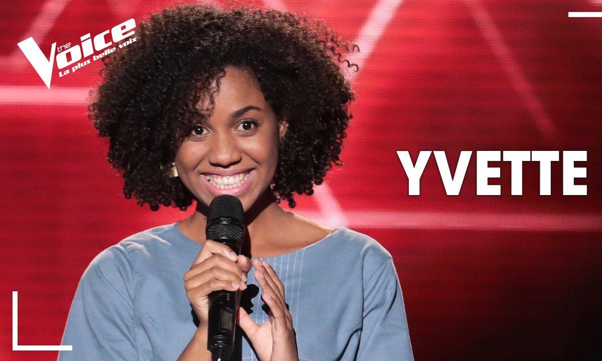 "Yvette - ""Téléphone-moi"" (Nicole Croisille)"