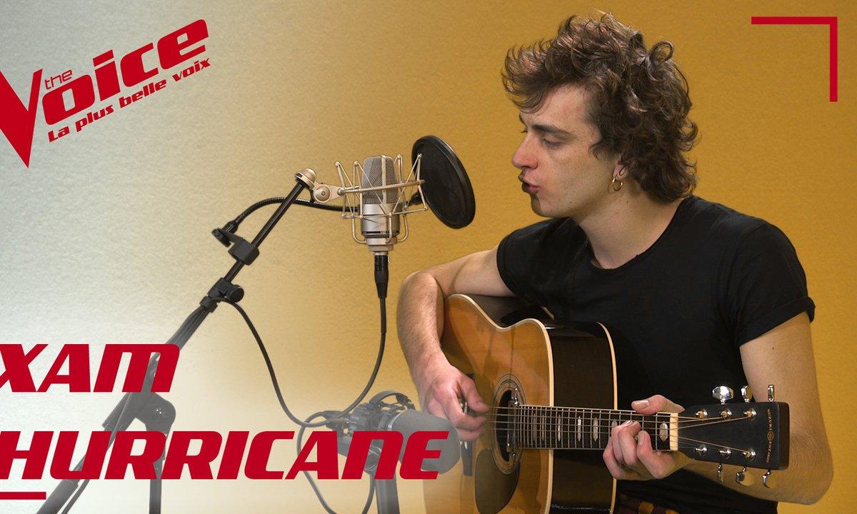 """La Vox des talents : Xam Hurricane - """"Foule sentimentale"""" (Alain Souchon)"""
