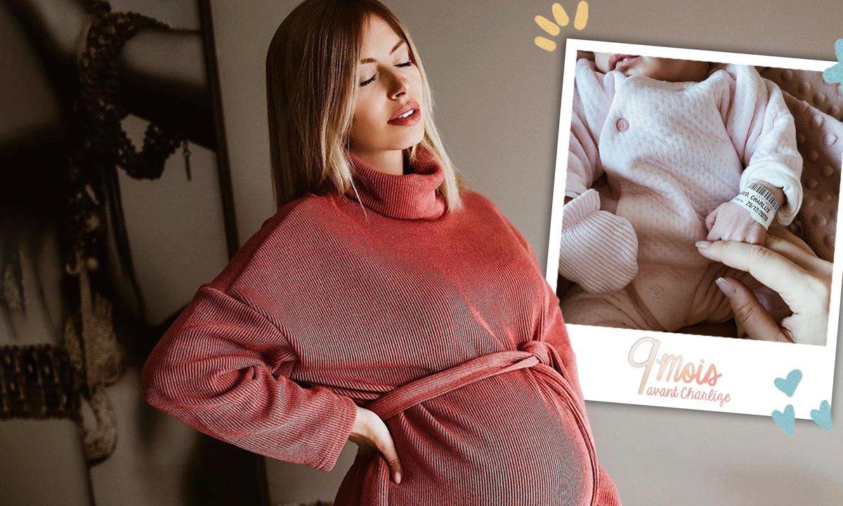 Stéphanie, 9 mois avant CHARLIZE : Découvrez les coulisses de sa naissance