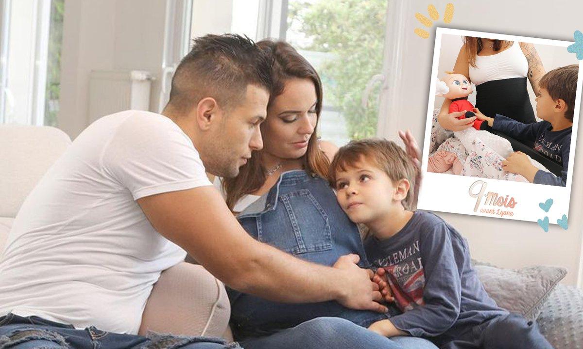 Kelly, 9 mois avant LYANA : Découvrez les coulisses de sa naissance