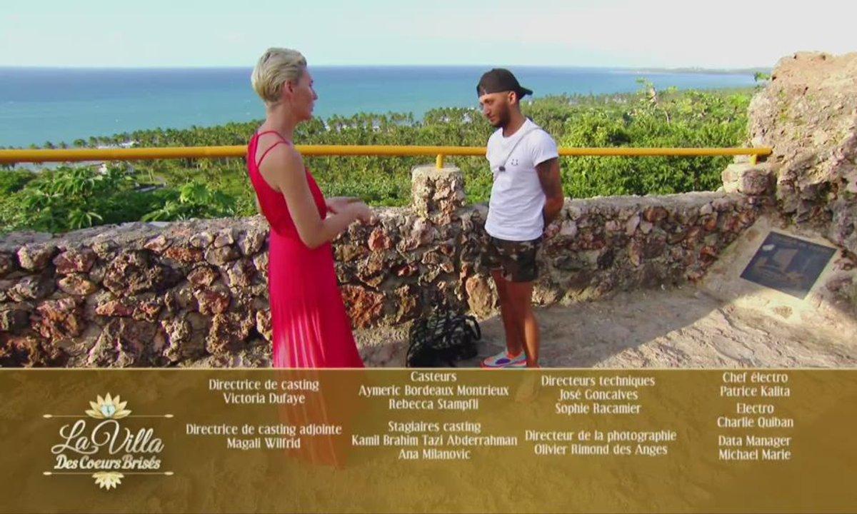 Coaching, Valise à bombes et Jalousie dans l'épisode 67 de La Villa des coeurs brisés