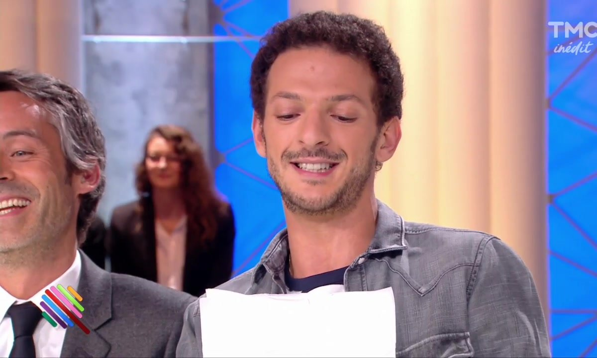 Vincent Dedienne fan numéro 01 de Muriel Robin