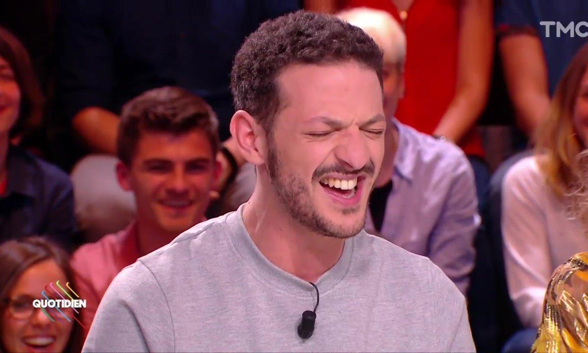 Vincent Dedienne pousse la chansonnette pour Marisa Berenson et Maëlle