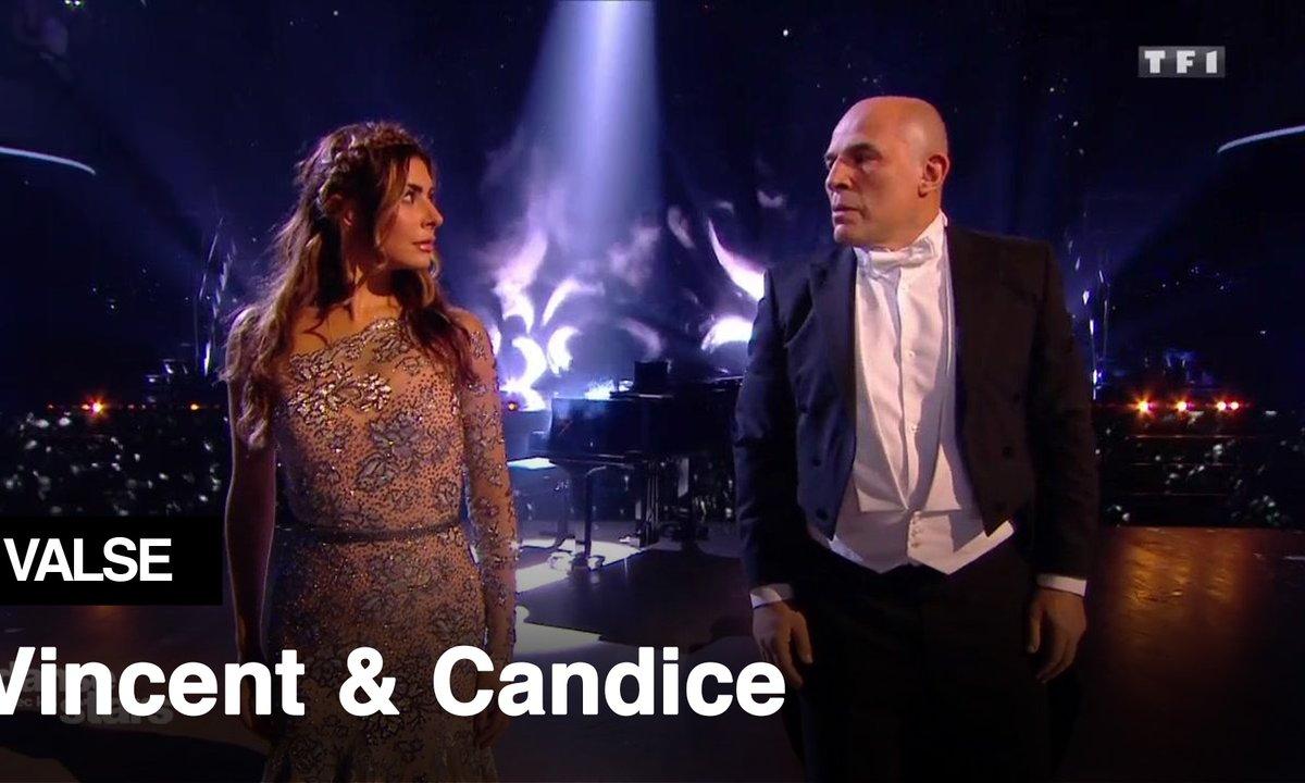 Vincent Moscato et Candice Pascal l Je suis malade l Valse