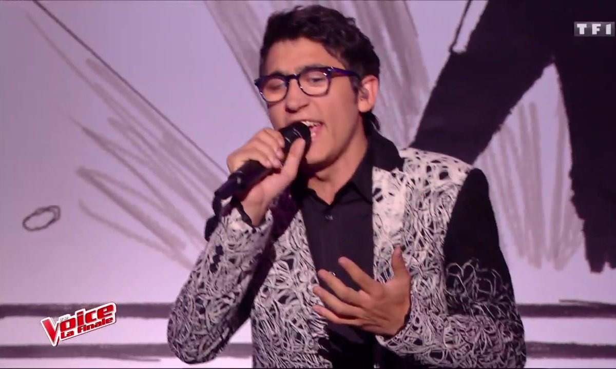 Vincent Vinel - « Take On Me » (A-ha) (La finale en direct – Saison 6)