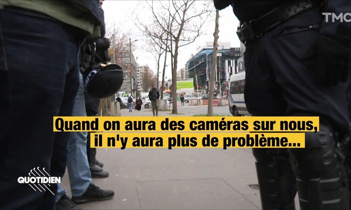 Violences policières: les caméras-piétons en question