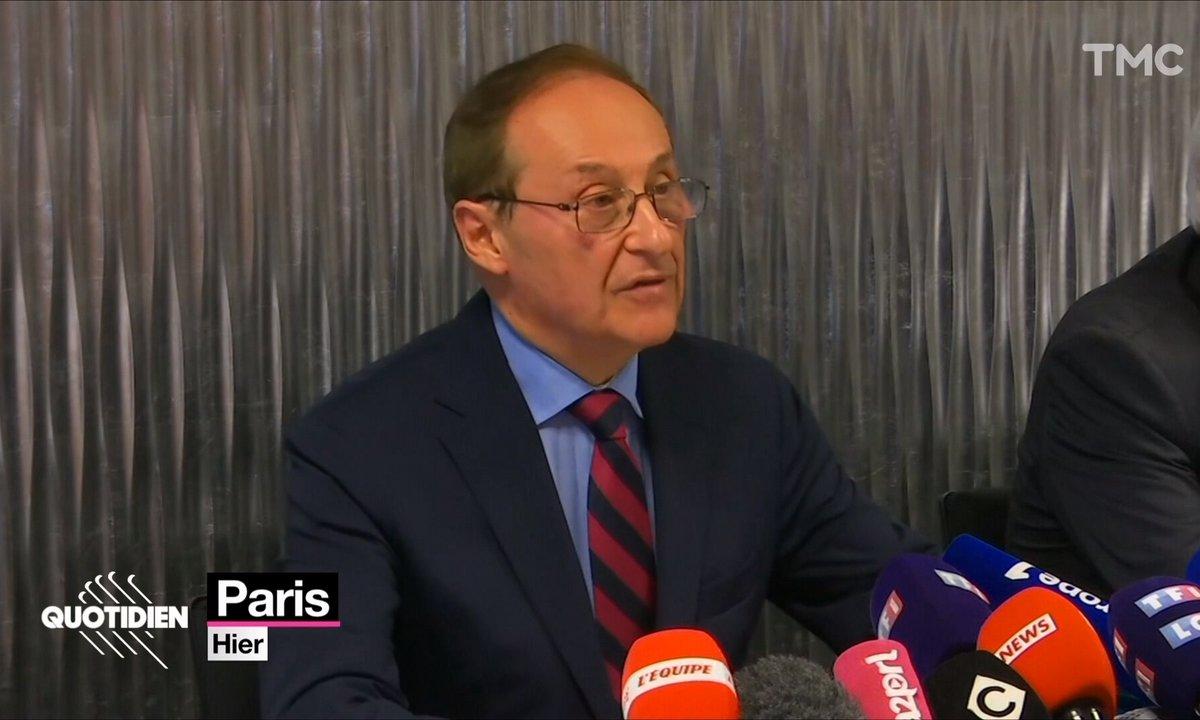 Violences sexuelles dans le sport: Didier Gailhaguet s'accroche