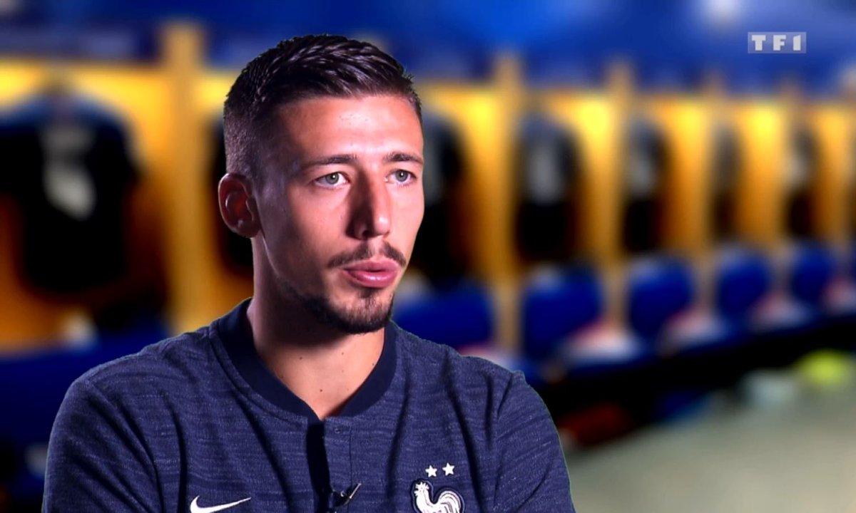 """Equipe de France - Lenglet : """"On se respecte avec Umtiti"""""""