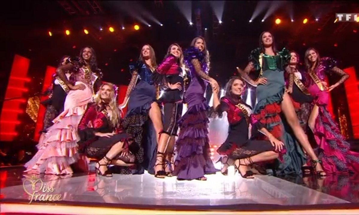 Miss France 2020 : Viva Espana pour les Miss