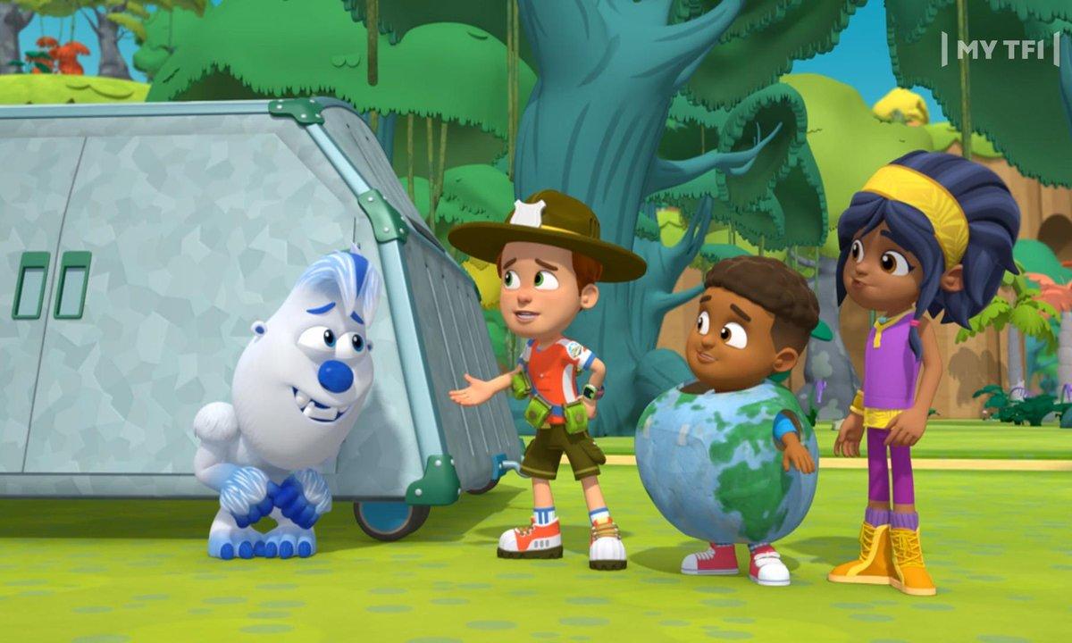 Ranger Rob - S01 E33 - Vive la Journée de la Terre ! 1