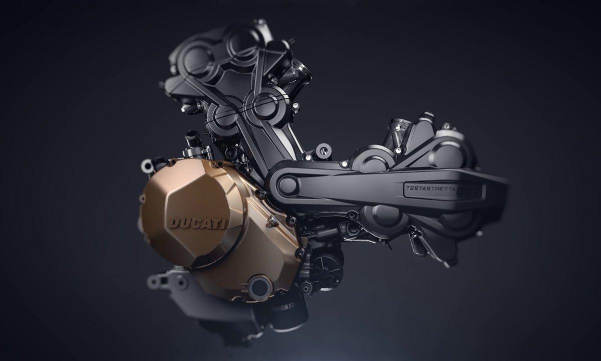 Ducati Testastretta DVT : présentation officielle en vidéo