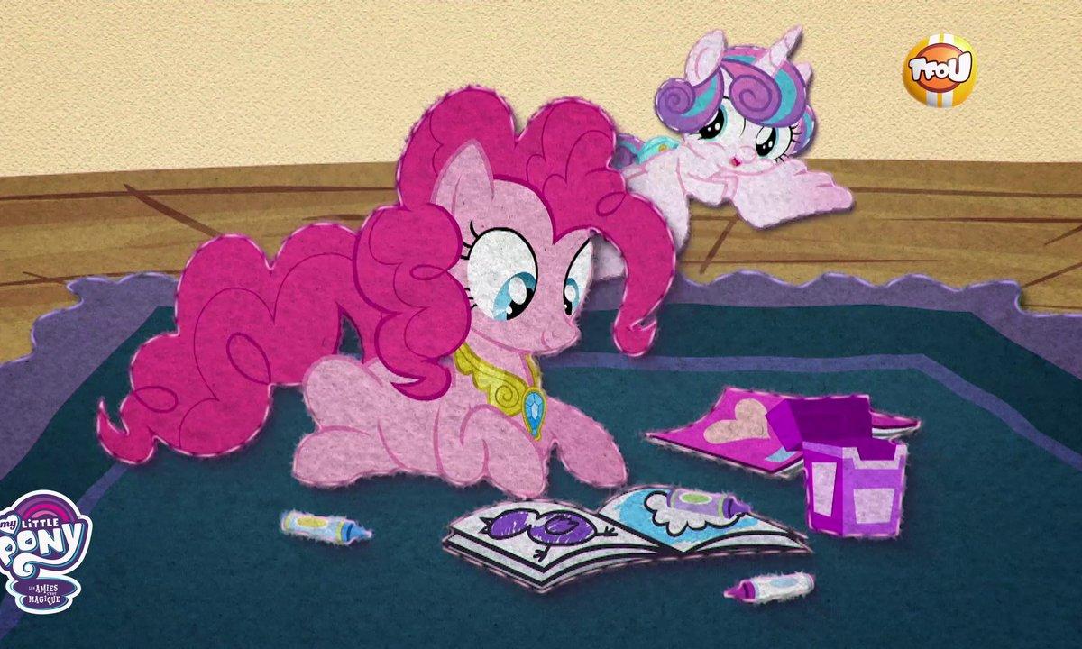 My Little Pony, les amies c'est magique - Webépisode 3 - Les Alicornes