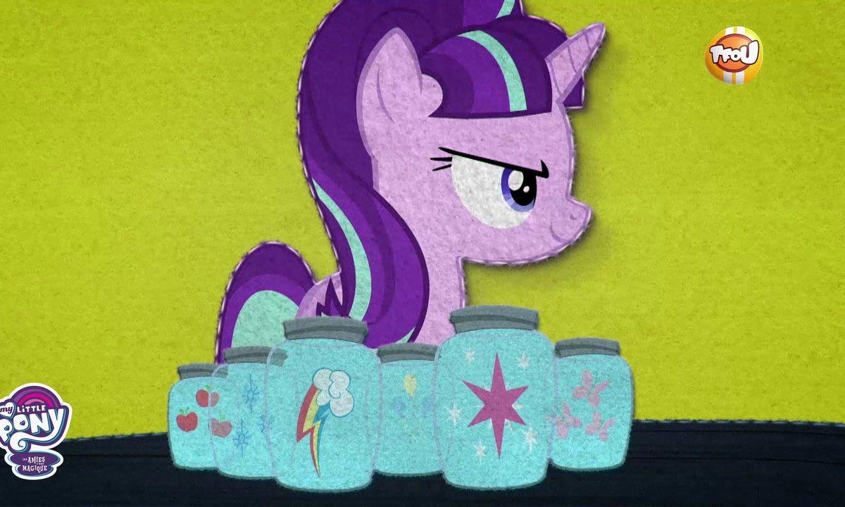 My Little Pony, les amies c'est magique - Webépisode 4 -Les marques de beauté