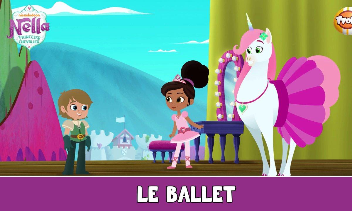 Nella princesse chevalier - Le monocle de Cici - Extrait