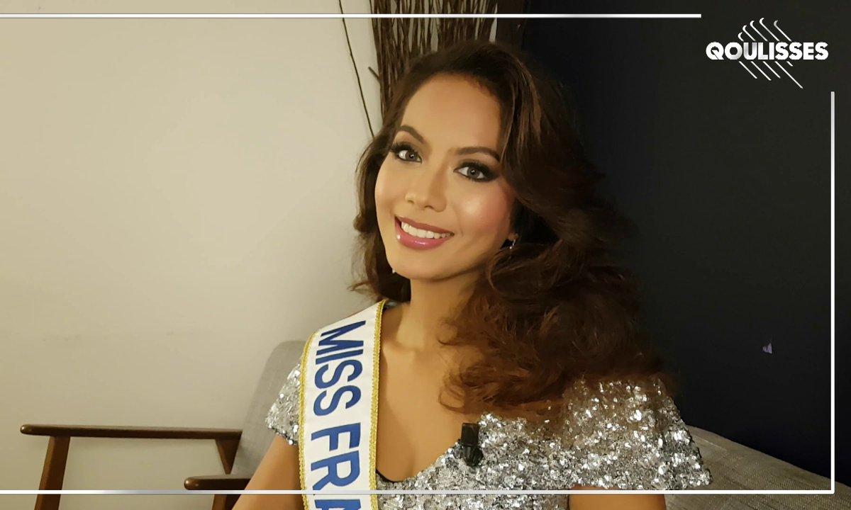 Qoulisses avec Vaimalama Chaves, Miss France 2019 !