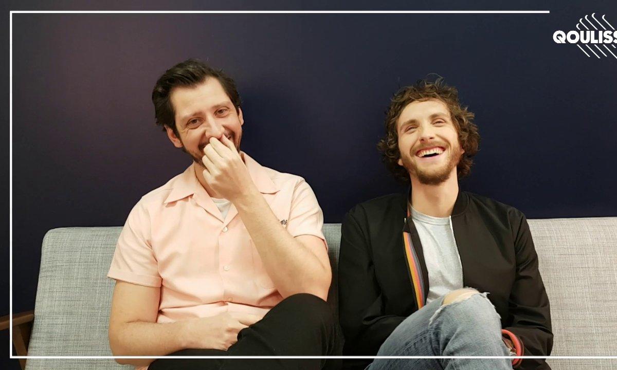 Monsieur Poulpe et Baptiste Lecaplain au Festival de l'Humour !