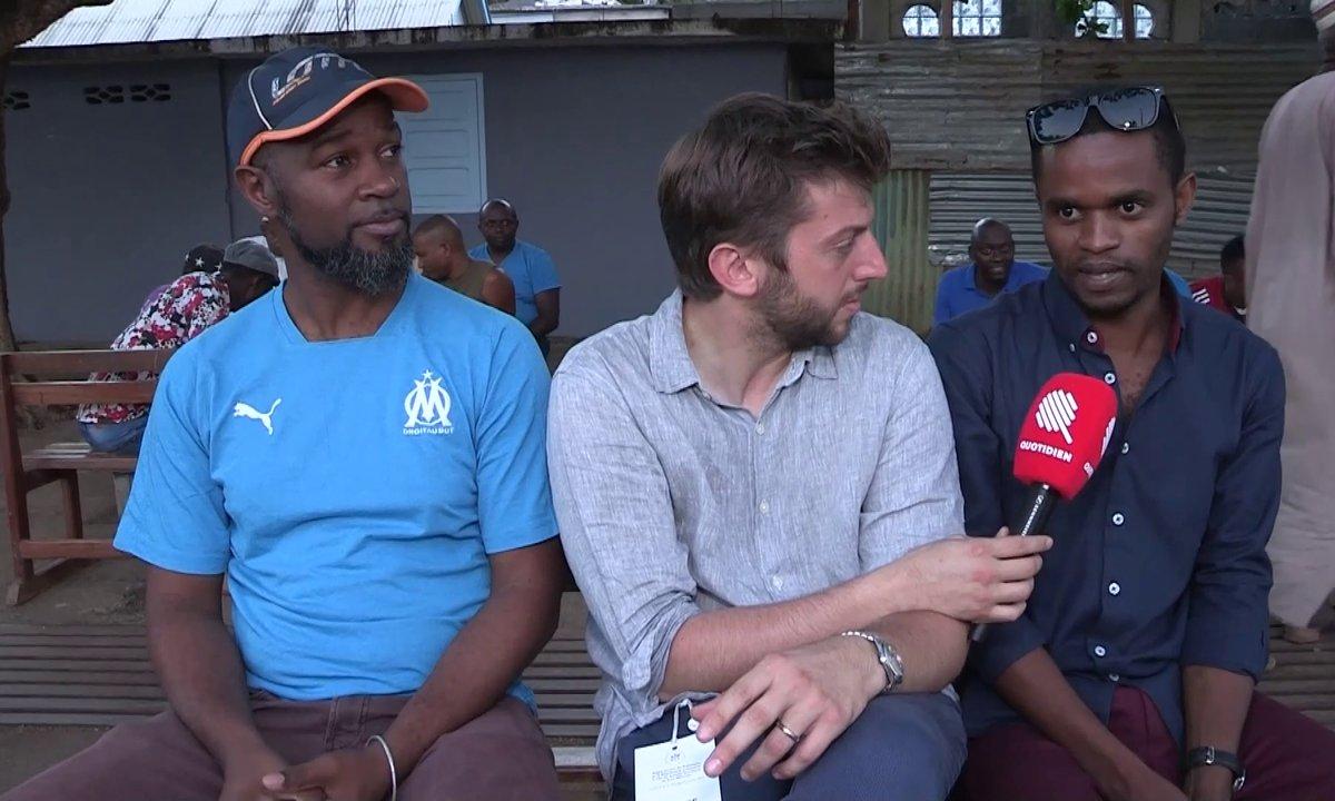 À Mayotte, la population divisée sur l'immigration clandestine (version longue)