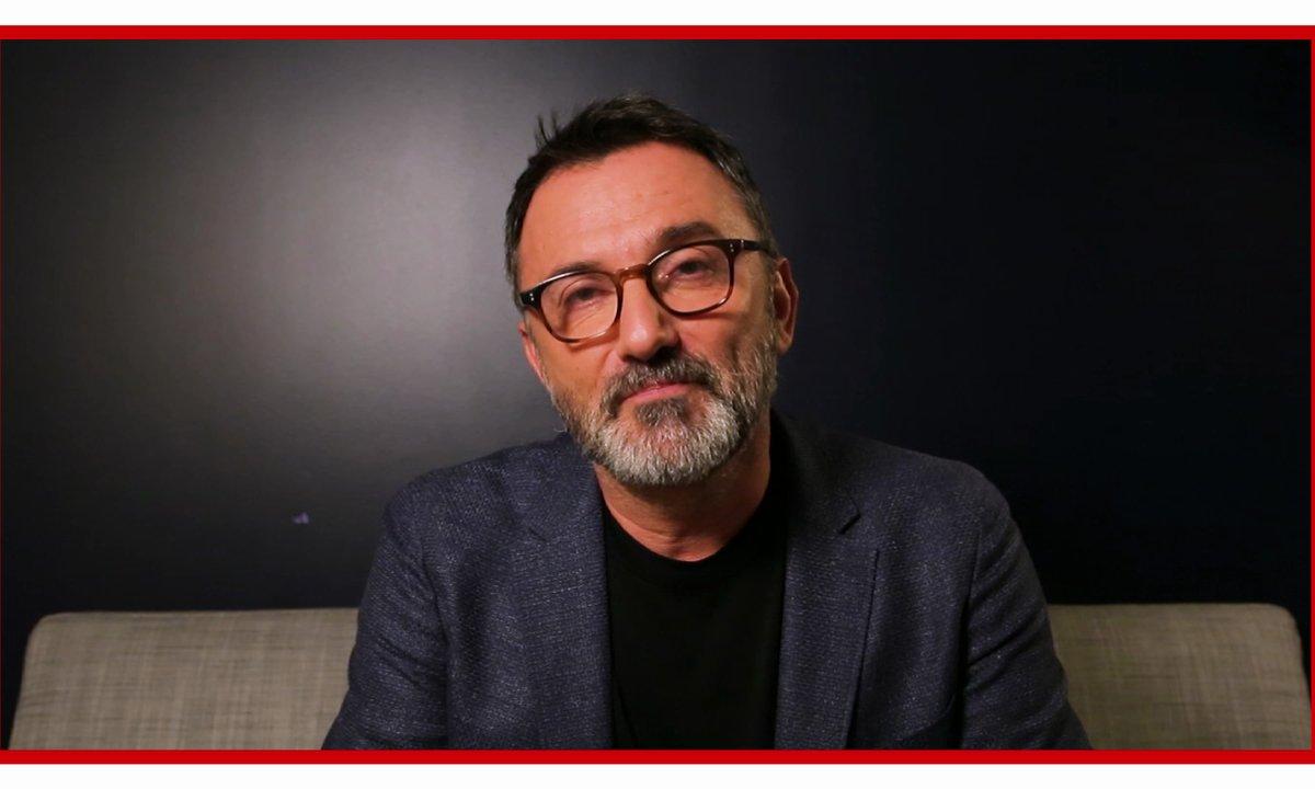 Qoulisses : l'interview Contexte de Frédéric Lopez