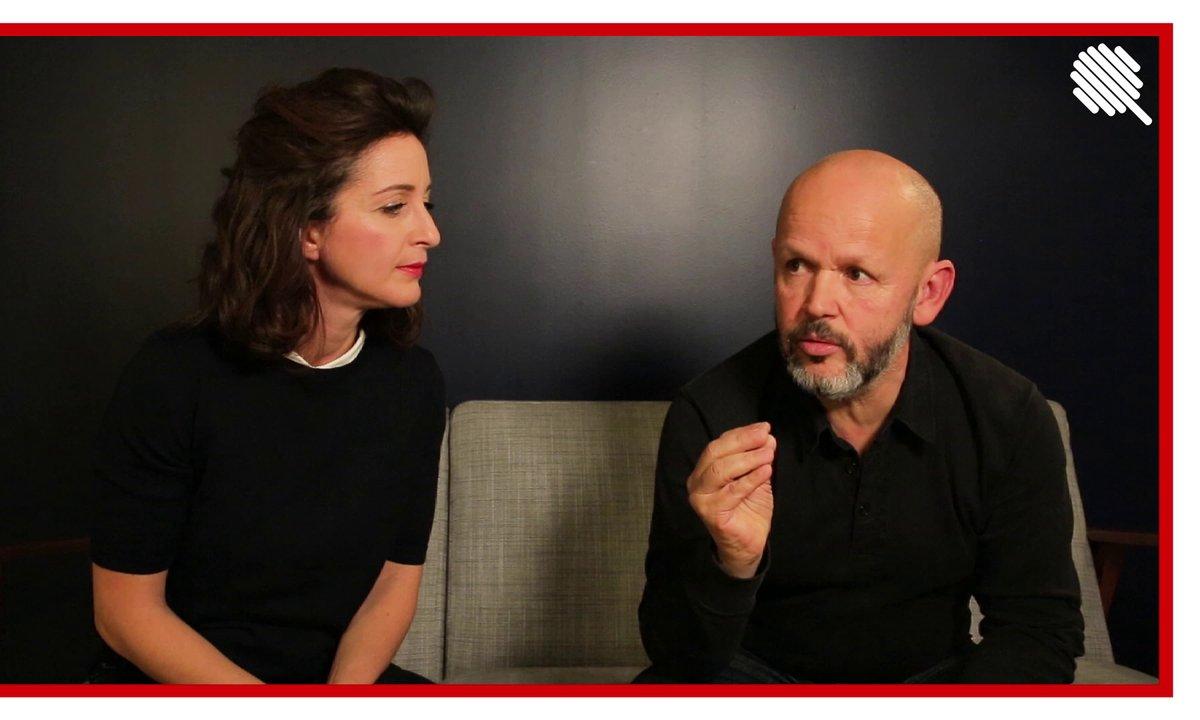 """Qoulisses : l'interview Contexte de Gilles Marchand et Elodie Polo-Ackermann, ceux derrière la série """"Gregory"""" de Netflix"""