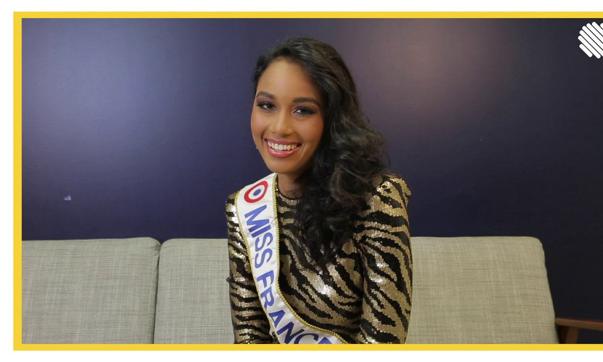 Qoulisses : l'interview Culte de Clémence Botino, Miss France 2020
