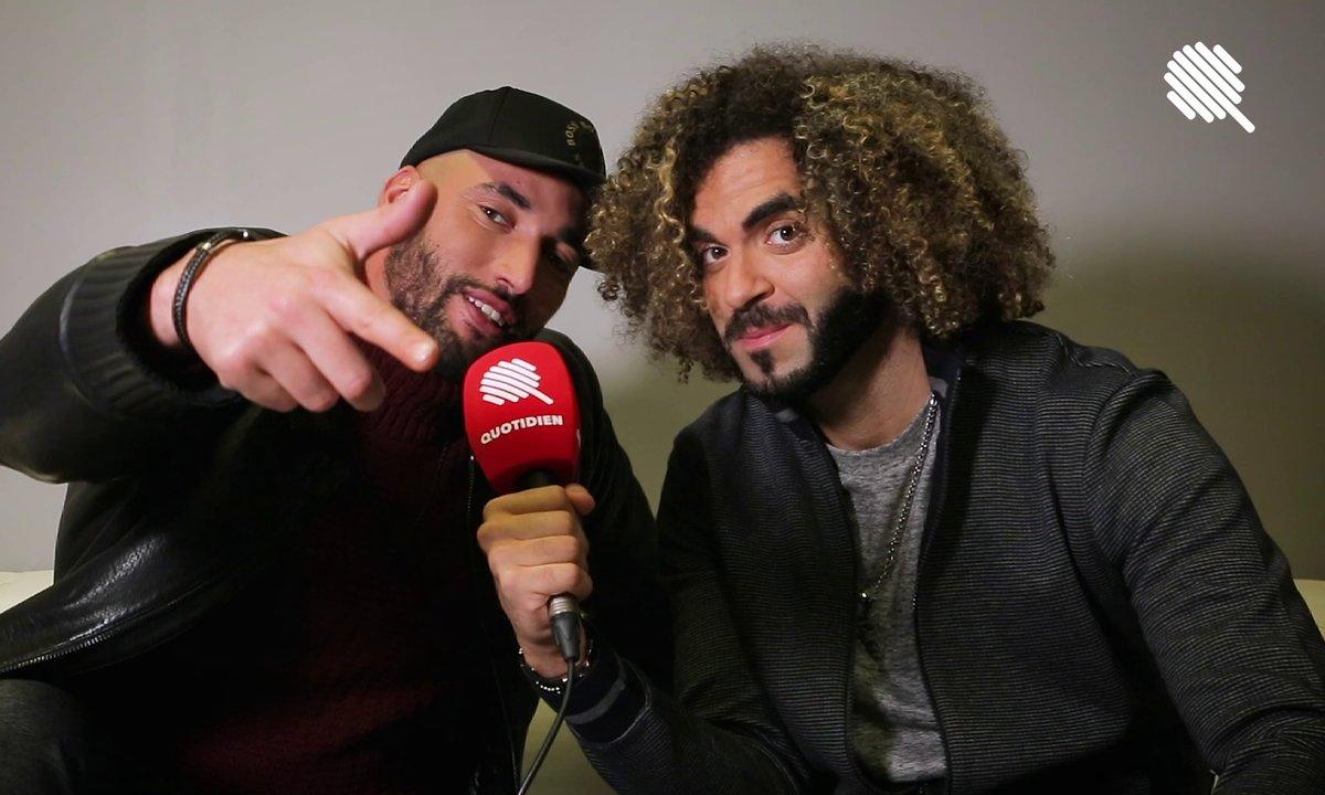 """Qoulisses : l'interview de Bilall Fallah et Adil El Arbi, les Belges derrière """"Bad Boys for life"""""""