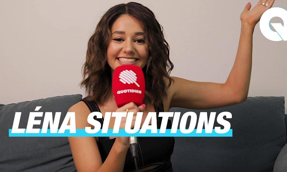 """Qoulisses : l'interview """"Rézosociaux"""" de Lena Situations"""