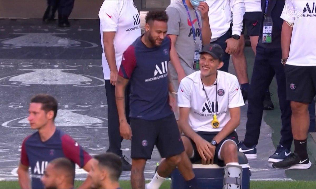 VIDEO - Neymar de retour pour le Classico ?