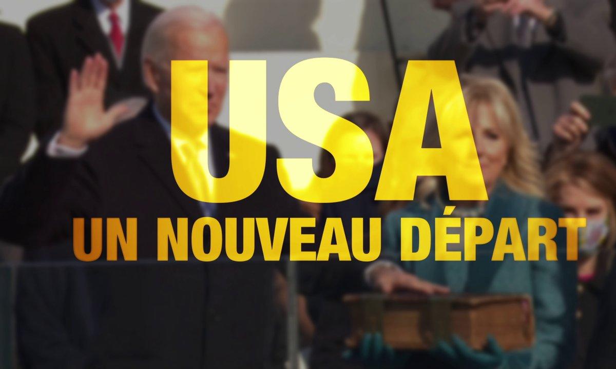 Quotidien ++ : USA, un nouveau départ
