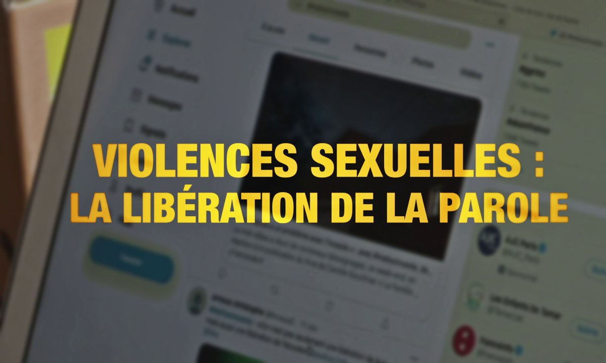 Quotidien ++ : violences sexuelles, la libération de la parole