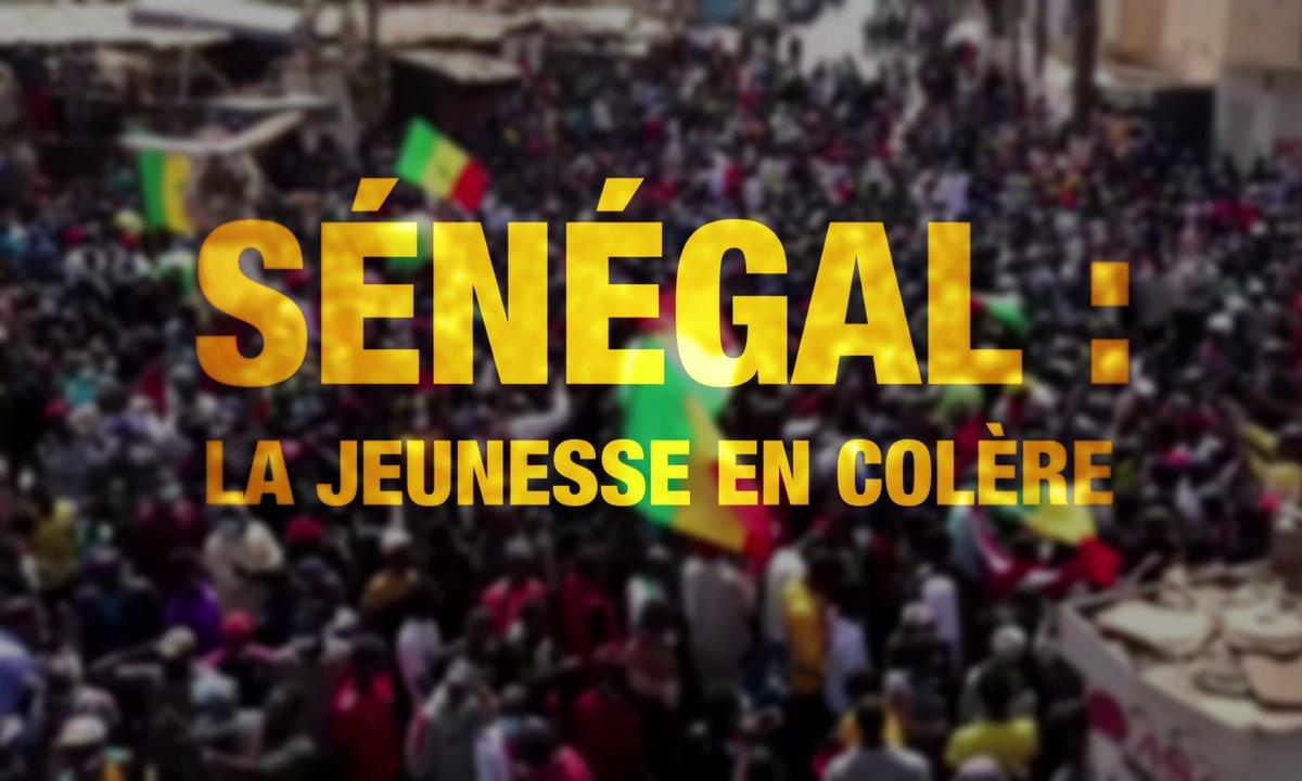 Quotidien ++ : Sénégal, la jeunesse en colère