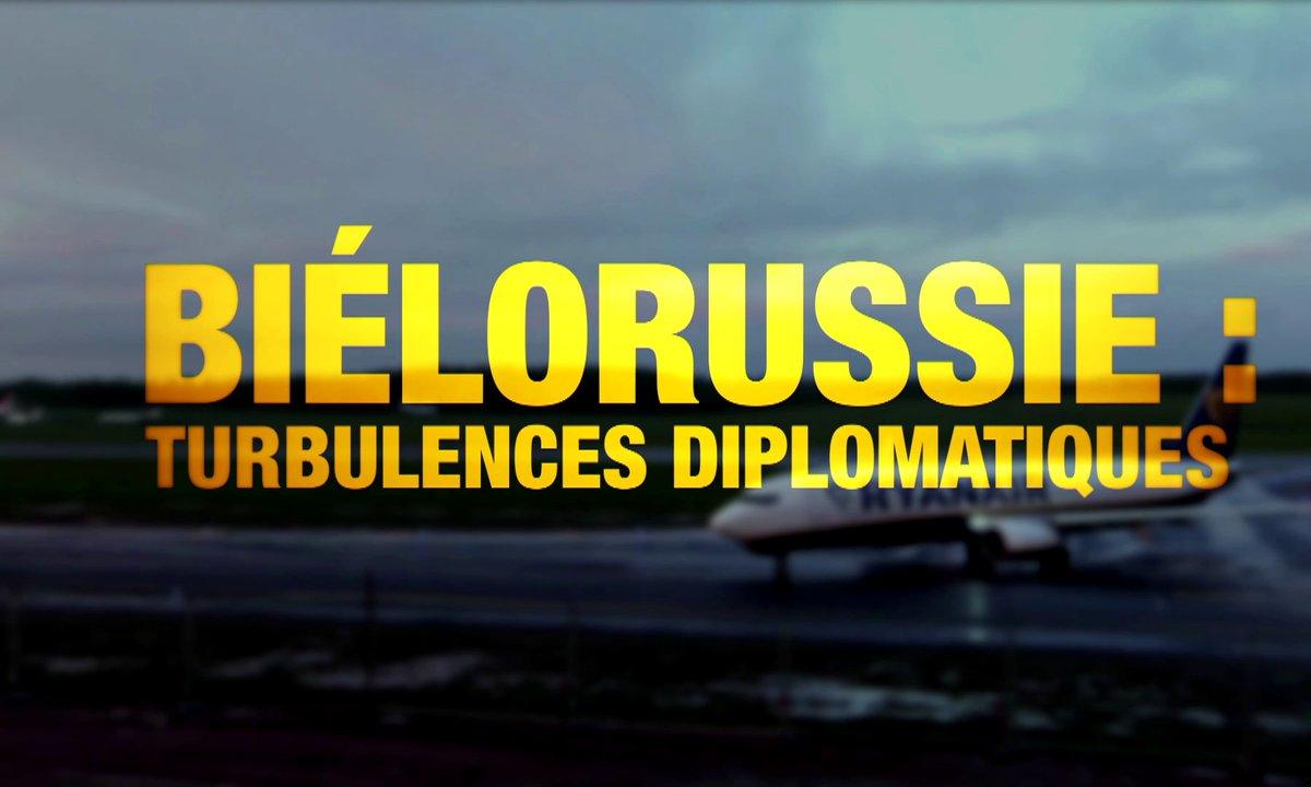 Quotidien ++ : Biélorussie, turbulences diplomatiques