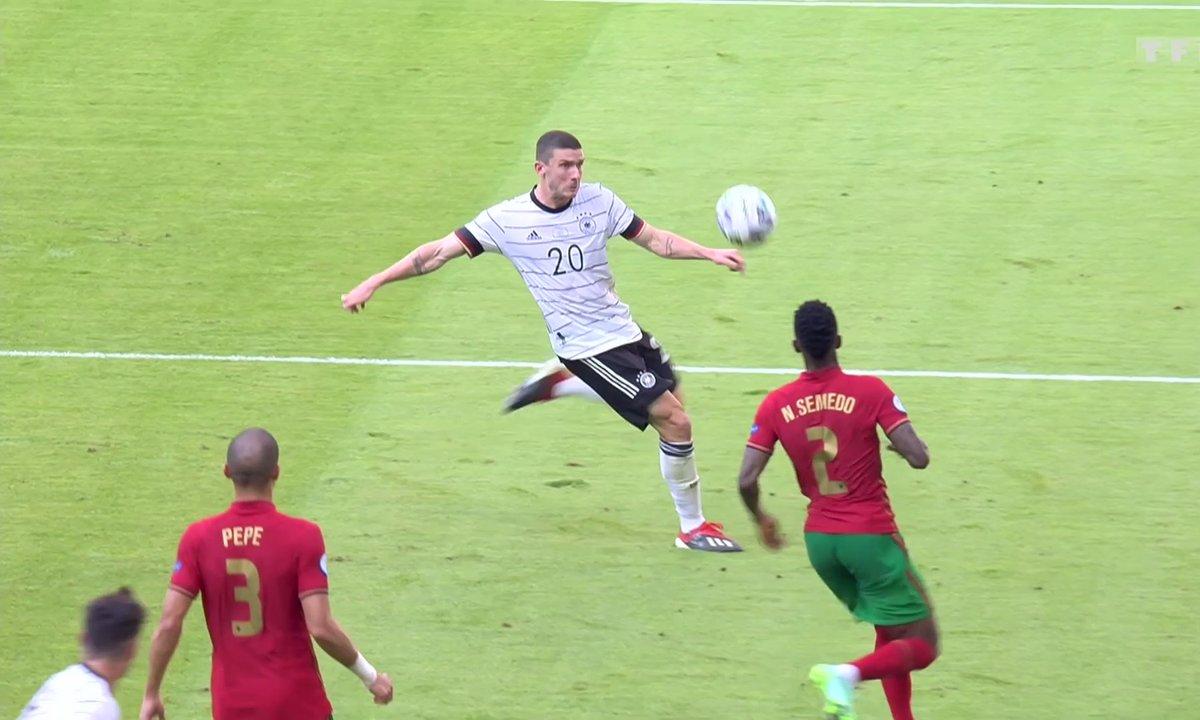Portugal - Allemagne (1 - 1) : voir le but CSC de Ruben Dias