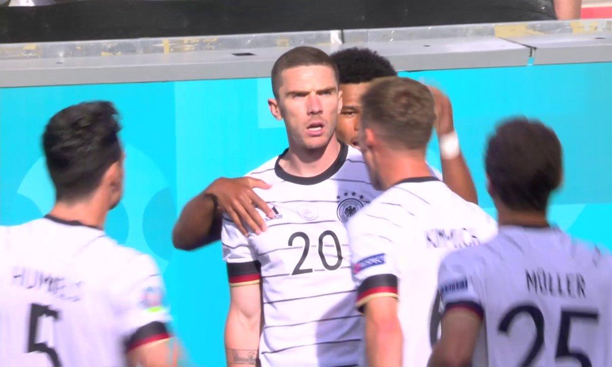 Portugal - Allemagne (0 - 0) : le but refusé de Gosens