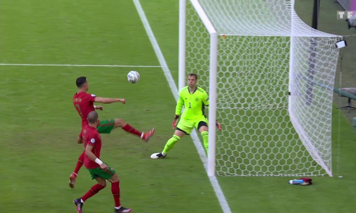 Portugal - Allemagne (2 - 4) : voir le but de Diogo Jota