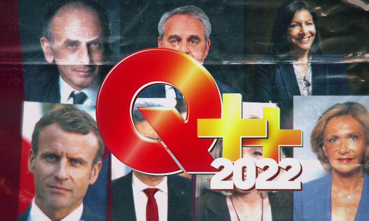 Quotidien ++ 2022 : embouteillage présidentiel