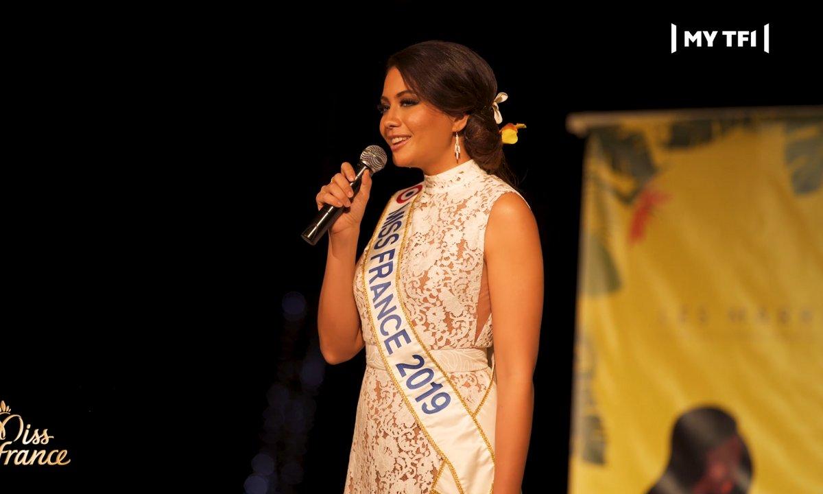 Miss France 2020 : Miss France 2019 va sortir un album, les images de son premier concert