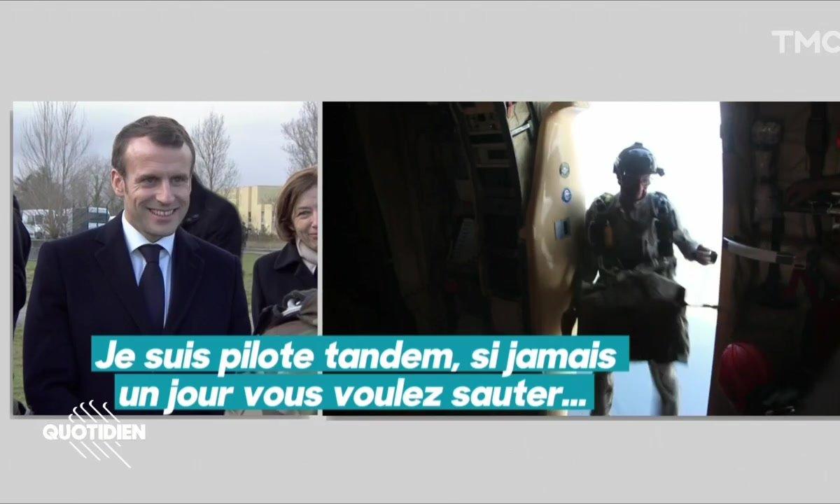 Vœux aux armées : Emmanuel Macron a-t-il perdu la mémoire ?