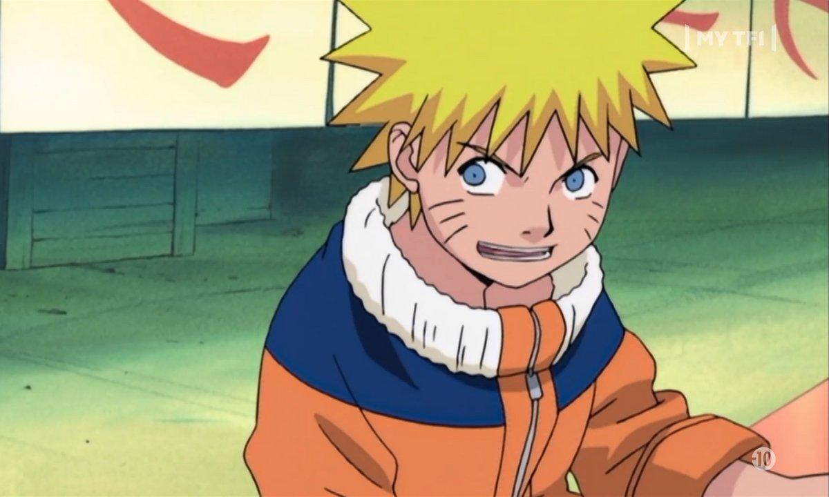 Naruto - Episode 1 - Et voici Naruto Uzumaki