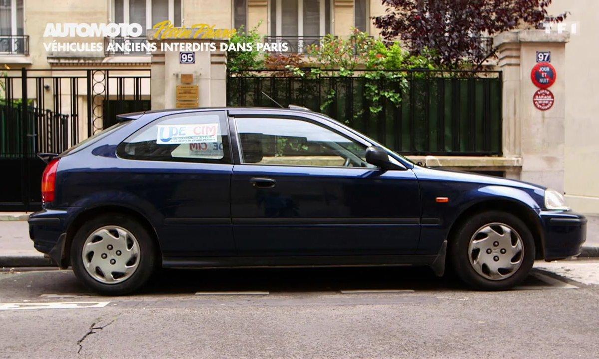 Plein Phare : Quelles voitures anciennes interdites dans Paris ?
