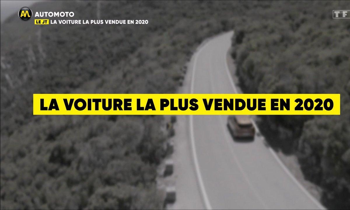 VIDEO - La voiture la plus vendue en 2020 !
