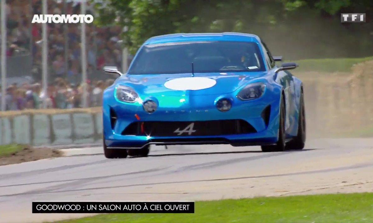 Au volant de l'Alpine avec le vainqueur des 24h du Mans