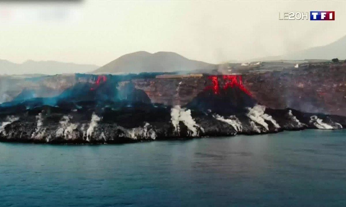 Volcan aux Canaries : l'île de La Palma s'agrandit