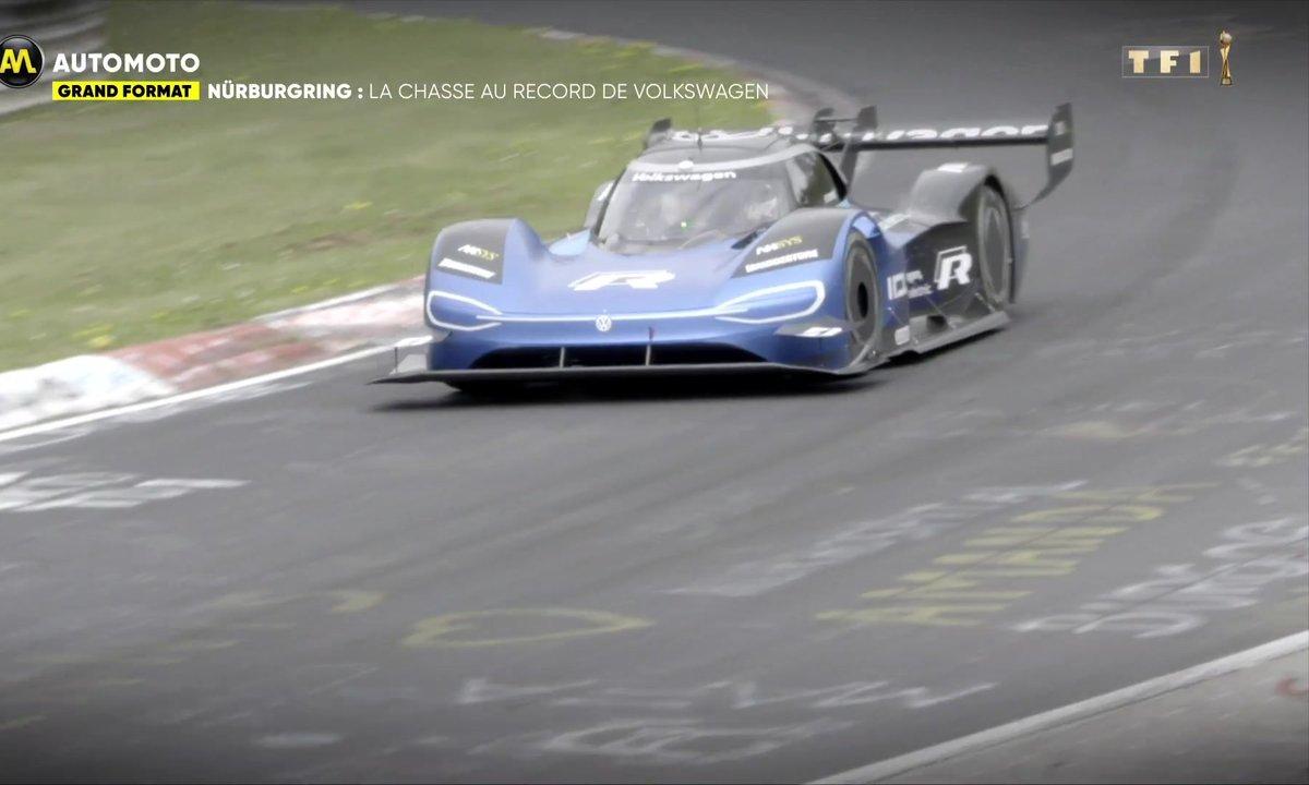 Nürburgring : La chasse au record de Volkswagen