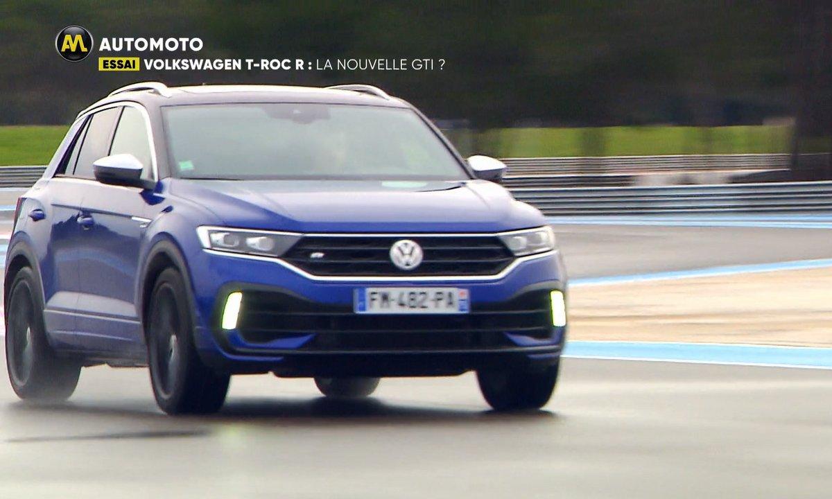 L'essai de la semaine : le nouveau Volkswagen T-Roc R