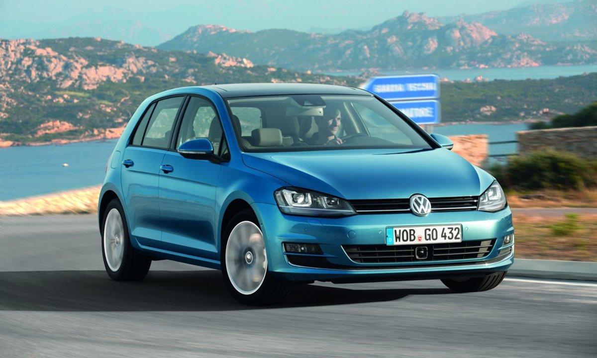 Essai Comparo : La nouvelle Volkswagen Golf face aux rivales