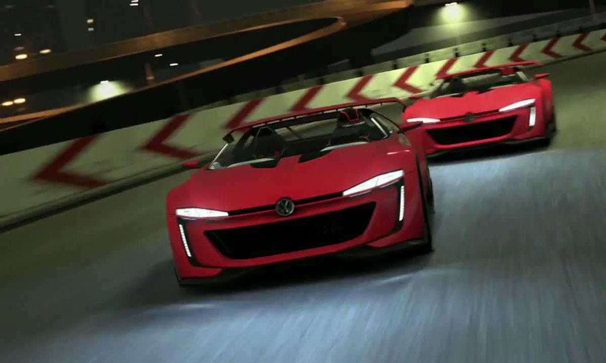 Volkswagen Golf GTI Roadster Vision Gran Turismo 2014 : présentation officielle