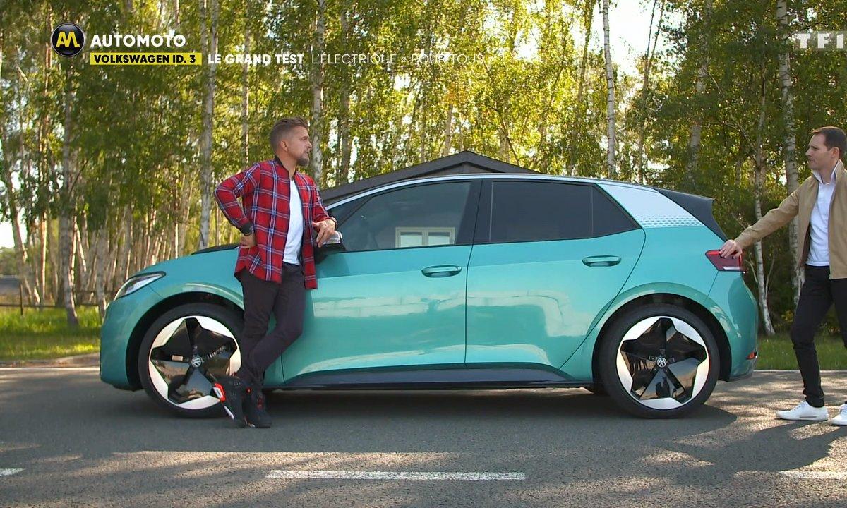 """Volkswagen ID.3 le grand test : """"l'électrique pour tous"""" ?"""